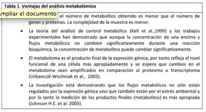 tabla 1 actualidad metab junio 2010